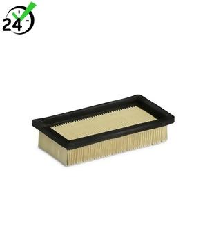 Płaski filtr falisty z powłoką nano do WD 7, Karcher