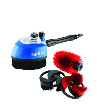 Zestaw Multi Brush, Nilfisk