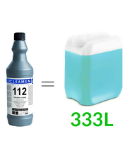 Cleamen 112 1L (1:330) koncentrat do czyszczenia szkła