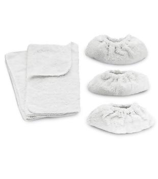 Ściereczki frotte (3szt do dyszy ręcznej + 2szt do czyszczenia ręcznego)