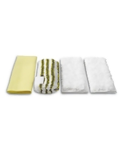 Zestaw ściereczek z mikrofibry (4szt) do łazienki do SC 1 - SC 3, Karcher