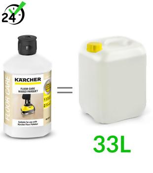 RM 530 (1L, rozcieńczanie 3%) środek do pielęgnacji parkietów woskowych, Karcher