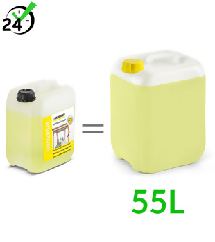 RM 555 (5L, 1:10) uniwersalny środek czyszczący, Karcher