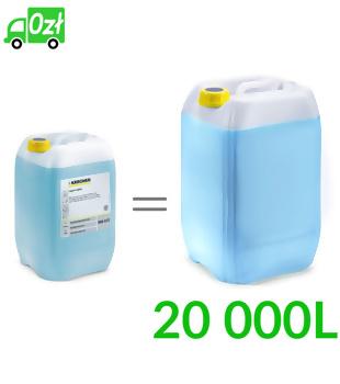 RM 833 Środek wspomagający suszenie (20 l, 1:3 + dozowanie 0,4%) Karcher