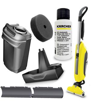 FC 5 mop elektryczny (300mm, 60m2/h) Karcher