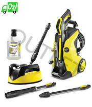 K 5 Full Control Home T 350 (145bar, 500l/h) myjka Karcher - OUTLET