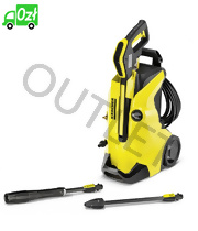 K 4 Full Control (130bar, 420l/h) myjka Karcher - OUTLET