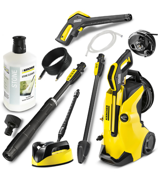 K 4 Premium Full Control Home T 350 (130bar, 420l/h) myjka Karcher  10w1