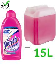 Vanish płyn do prania do dywanów, 500ml (1:30)