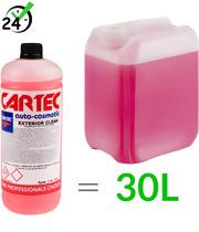 CARTEC - Exterior Clean XL 1l (1:30) piana aktywna