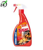 Tytan aktywny płyn do czyszczenia szyb kominkowych i grillów (500g)