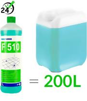 F 510  1L  płyn do mycia i pielęgnacji posadzek