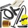 WD 3 (200AW, 1000W, 17L) odkurzacz Karcher  9w1