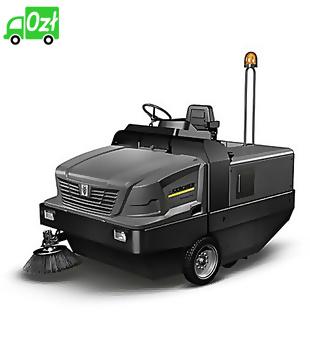 KM 150/500 R D (1500mm, 18000m2/h) Profesjonalna zamiatarka Karcher z fotelem operatora