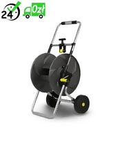 Metalowy wózek na wąż HT 80 M Karcher