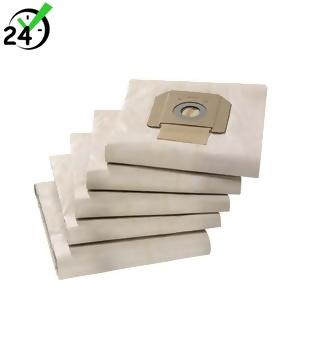 Worki wzmocnione (5szt) do NT 48/1 - NT 80/1, Karcher