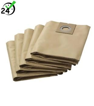 Worki papierowe (5szt) do NT 27/1, Karcher