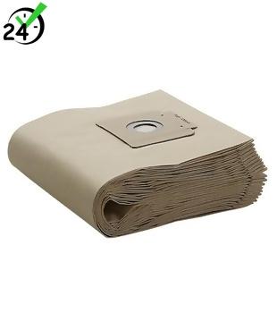 Worki papierowe (10szt) do T 15/1, T 17/1, Karcher