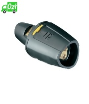 Dysza trójstopniowa (przełączana bezdotykowo), rozmiar 40 do HD/HDS, Karcher