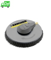 Szczotka obrotowa iSolar 400 (1000-1300l/h) do HD/HDS, Karcher