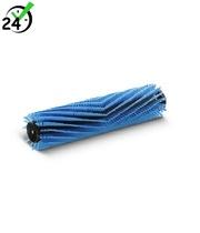Szczotka walcowa (300mm, niebieska, do wykładzin dywanowych) do BR 30/4, Karcher
