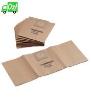 Papierowe worki filtracyjne do T 201 (200 szt.) Karcher