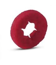Pady walcowe średnio twarde, czerwone, 20 sztuk Karcher