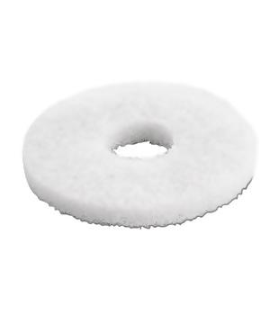 Bardzo miękki pad tarczowy o średnicy 170 mm, biały Karcher