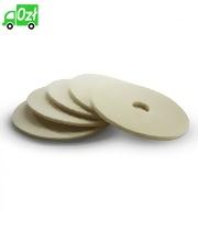 Miękkie pady z naturalnego włosia, średnica 432 mm, 5 sztuk Karcher