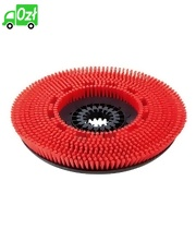 Szczotka tarczowa o średnim stopniu twardości, czerwona, średnica 510 mm Karcher