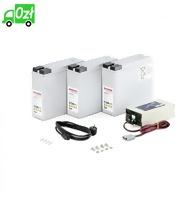 Zestaw baterii z ładowarką (zestaw I 36 V / 58 Ah) Karcher