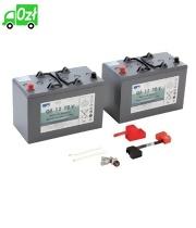 Zestaw baterii bezobsługowych (24 V / 76 Ah) Karcher