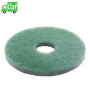 Pady diamentowe, drobne, zielone, średnica 160 mm
