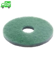 Pady diamentowe, drobne, zielone, średnica 508 mm, 5 sztuk