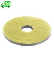 Pady diamentowe, średnie, żółte, średnica 160 mm, 5 sztuk