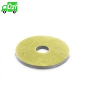 Pady diamentowe, średnie, żółte, średnica 508 mm, 5 sztuk