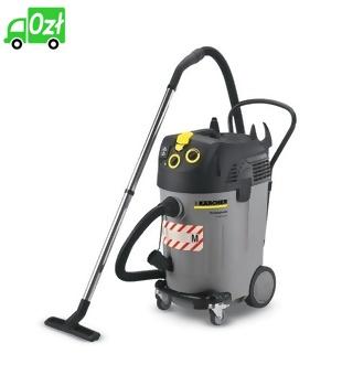 NT 55/1 Tact Te M (1380W, 55L) odkurzacz profesjonalny do pyłów niebezpiecznych Karcher