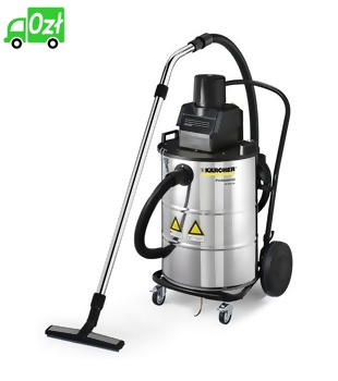 NT 80/1 B1 M S (1380W, 80L) odkurzacz profesjonalny do pyłów niebezpiecznych Karcher